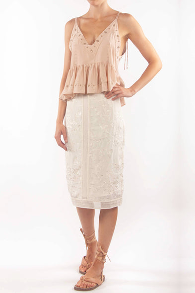 Distant Tide Skirt