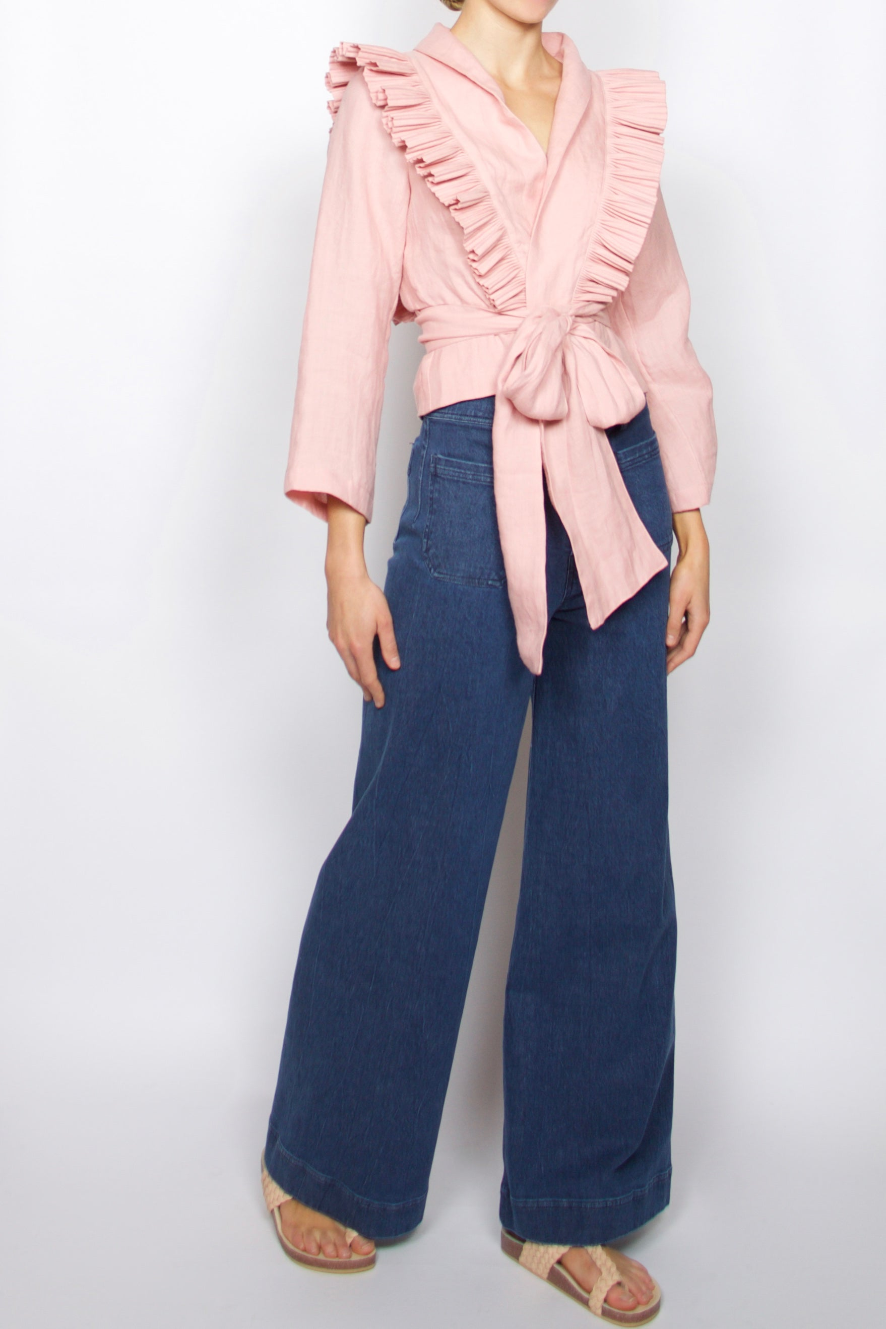 Blair Wide Leg Pant