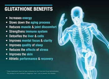 Benefits of using Glutathione Everyday