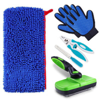 Pet Grooming Kit - Oveya