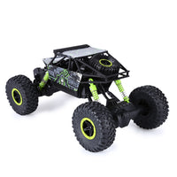 HB P1801 2.4GHz 1:18 Scale RC 4WD Off-road Race Truck Toy - Oveya