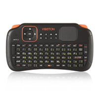Viboton S1 English Russian All-in-One 2.4G Wireless Keyboard - Oveya