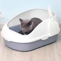 Semi-open Cat Litter Box Pet Supplies from Xiaomi Youpin