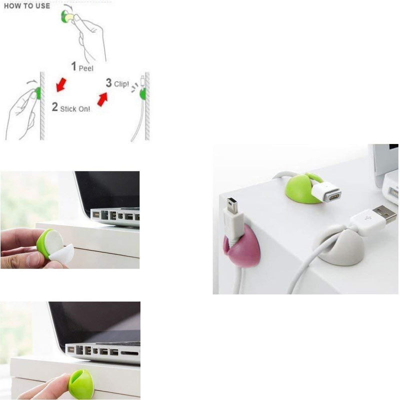 Shintop Cable Clips - Oveya