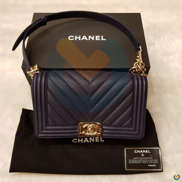 Chanel Le Boy - Oveya