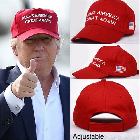 MAKE AMERICA GREAT AGAIN TRUMP CAP