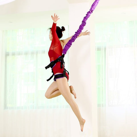Aerial Anti-gravity Yoga Resistance Band Set