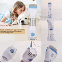 New doggie lice zapper - Oveya