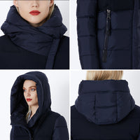 Winter Women's Jacket Coat 2018 Collection - Oveya