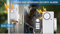 Door Window Entry Security