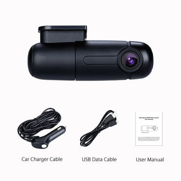 Wifi Mini Dash Camera - Oveya
