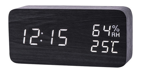 Modern LED Alarm Clock Despertador