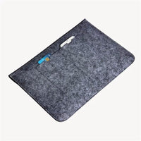 MacBook Air Pro 11/12/13/15 Wool Felt Sleeve Laptop Case Cover Bag - Oveya