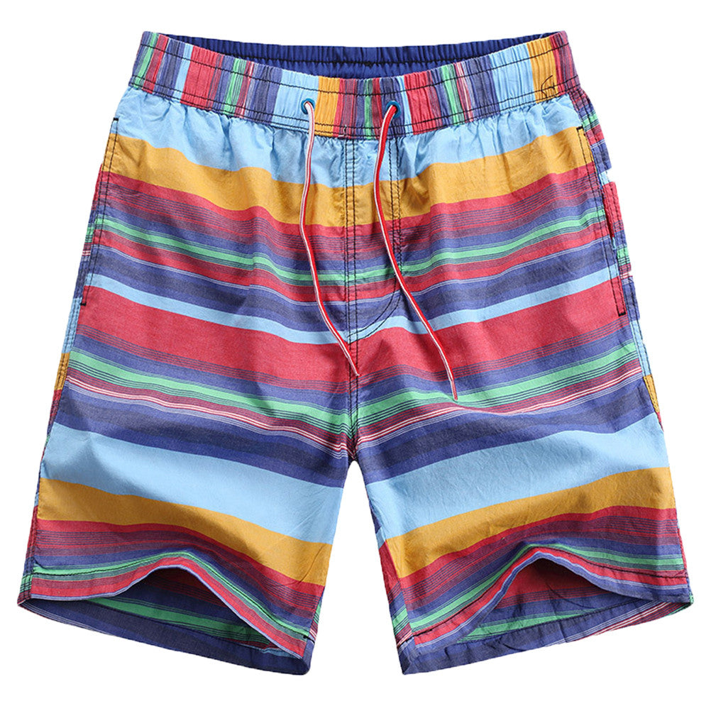 Men's Casual Quick Dry Short Beach Trunk for Swimming Sport