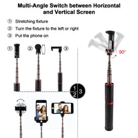 3 in 1 selfie stick - Oveya
