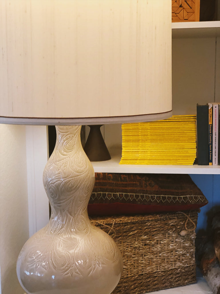 Mid Century Lamp by Don Loper