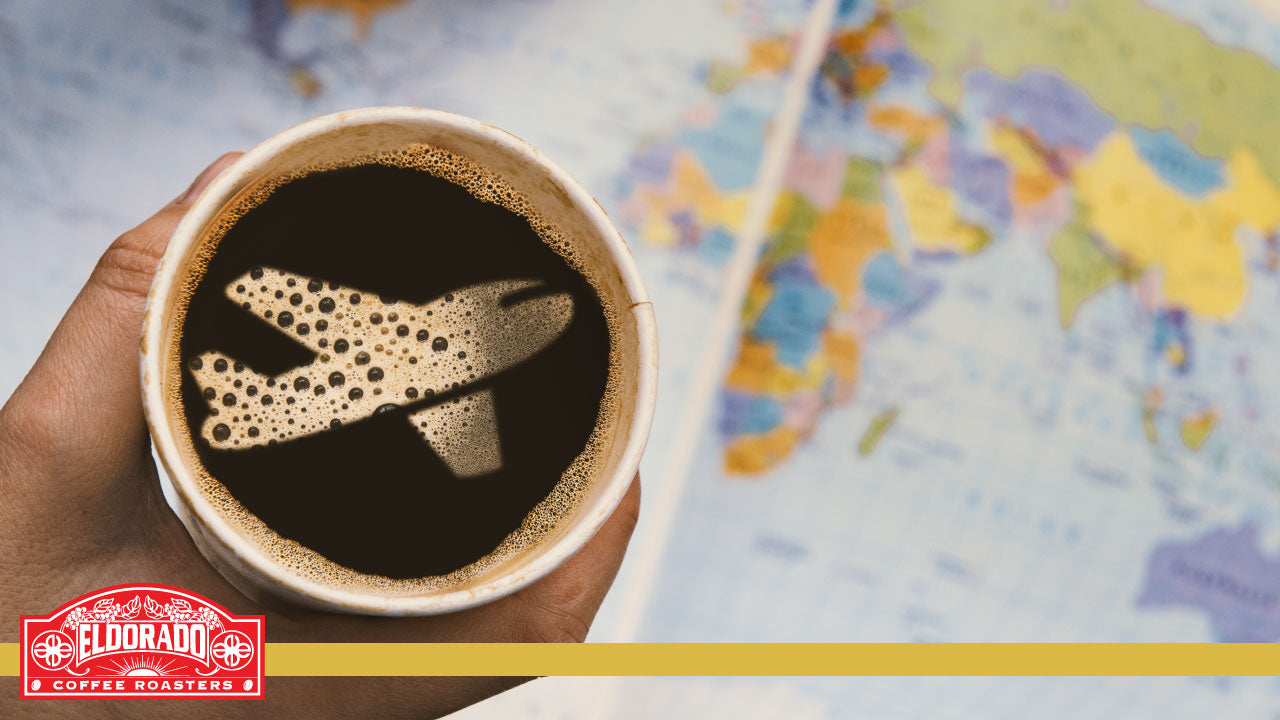 Trek Around the Globe: International Style of Coffee