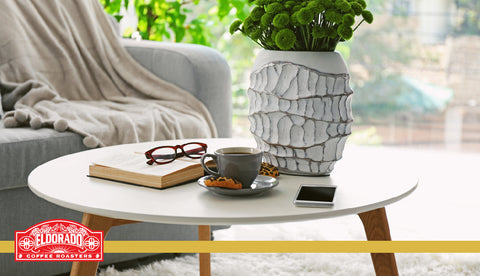 How to style a coffee table Eldorado Coffee