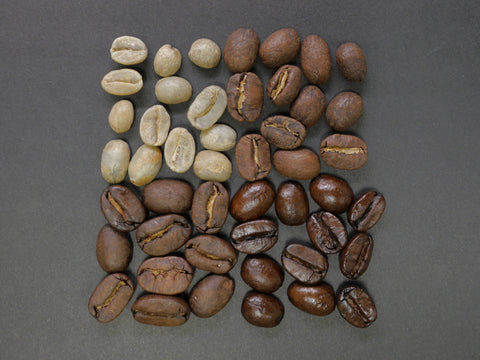 Which roast has the most caffeine?  Eldorado Coffee
