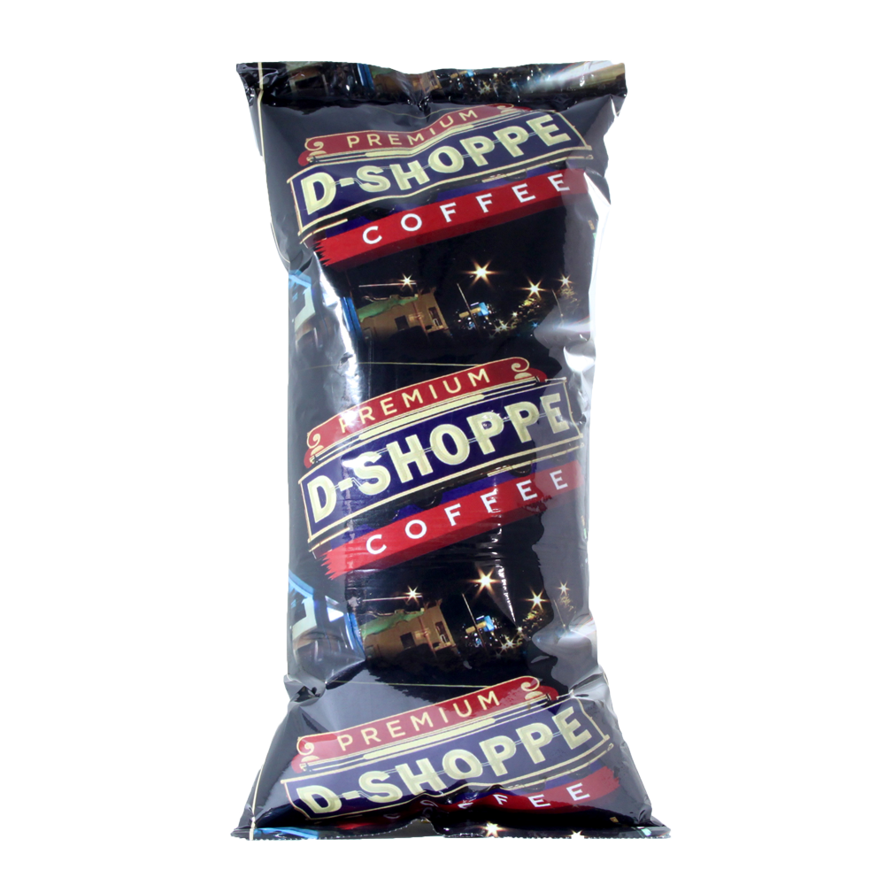 D-Shoppe Blend - Drip Grind / Whole Beans, 16 oz Bag - eldorado-coffee-roasters