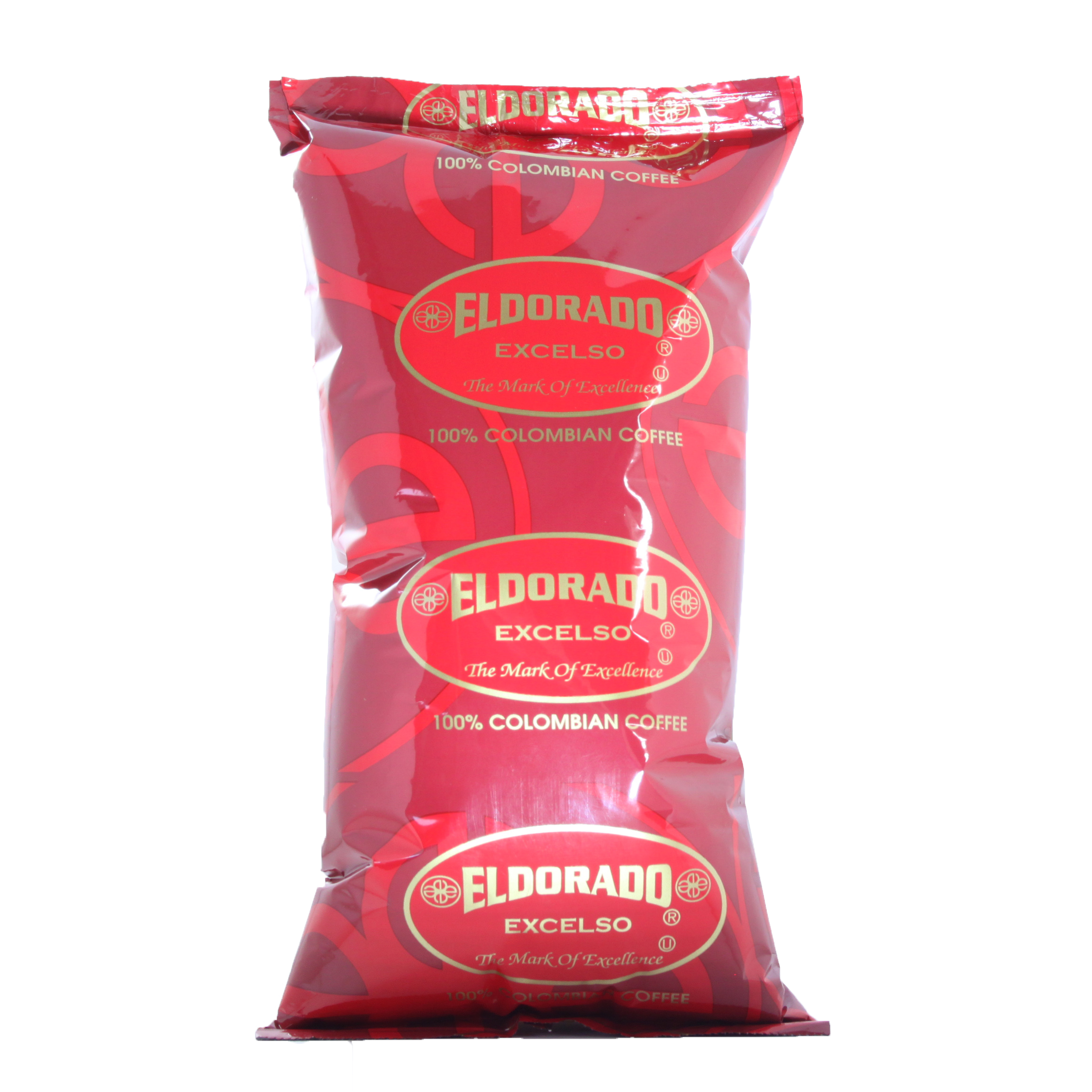 Colombian Excelso - Drip Grind / Whole Bean, 1lb Bag - Eldorado Coffee Roasters