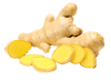 Botanicals Beauty product ingredients ginger root
