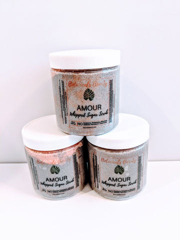 Amour Whipped Sugar Scrub