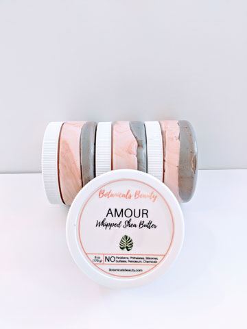 Amour Whipped Shea Butter