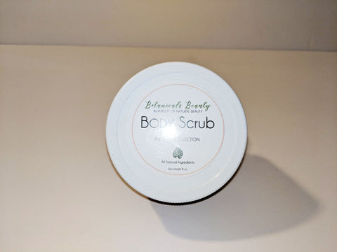 Botanicals Beauty Summer Mojito Body Scrub