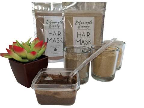 Hair Mask - Amla & Noni Rhassoul Clay Hair Mask