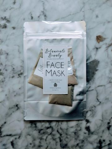 Botanical Beauty Brighter - Face Mask Trio