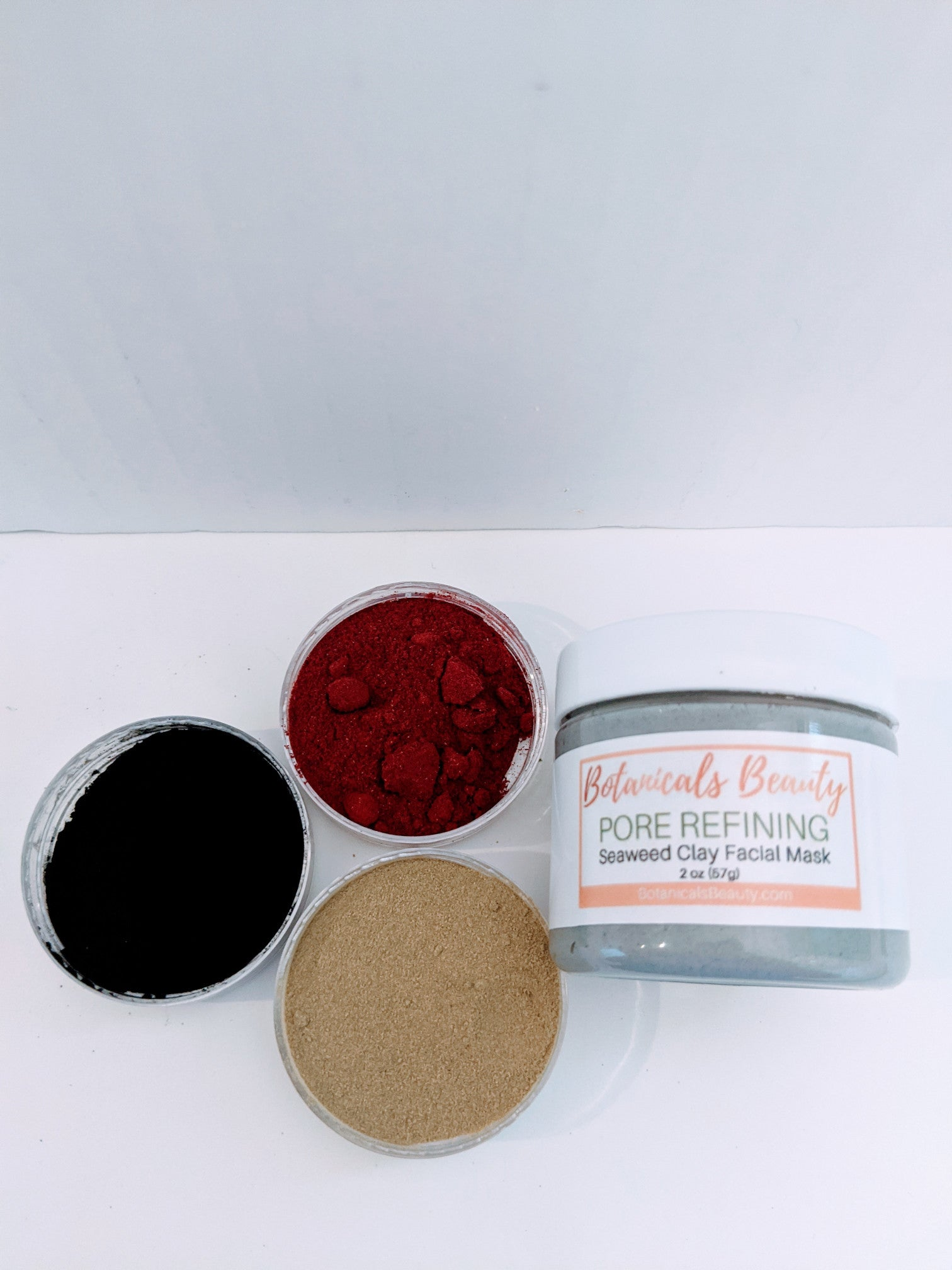 Seaweed Clay Facial Mask
