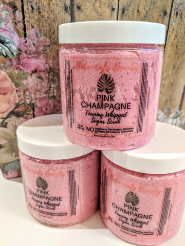 Botanicals Beauty Pink Champagne