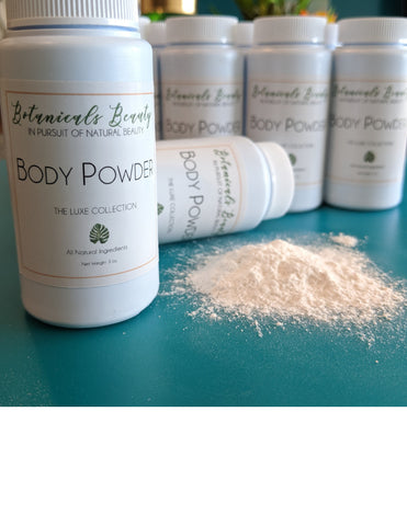 Talc-Free Body Powder