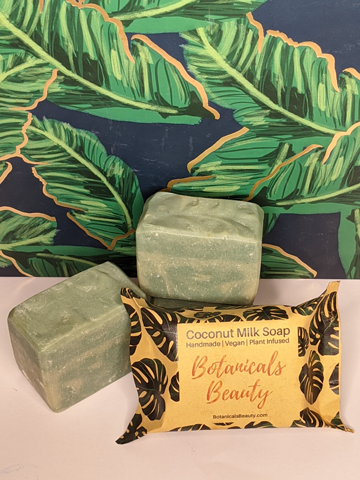 Coconut Milk Soap - Full Size