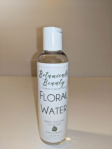 Botanicals Beauty Lemongrass Flower Water