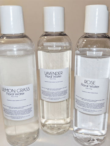 Botanicals Beauty Rose Flower Water