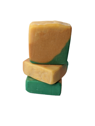 Goat Milk Soap - Lemongrass Bergamot