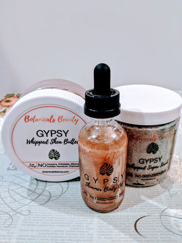 Botanicals Beauty Gypsy Collection Bundle