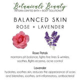 Custom Herbal Bentonite Clay Face Mask Rose Lavender