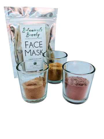 Botanicals Beauty 4Ever Young - Face Mask Trio