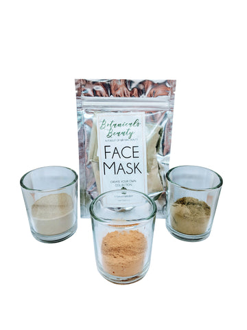"Botanical Beauty Brighter - Face Mask Trio ""Glow"""