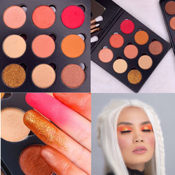 Mila Eyeshadow Palette by Cesia