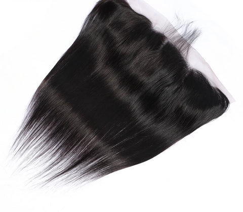Brazilian Straight Lace Frontal Human Hair Closure