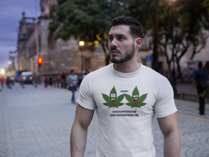 Weed Is My Friend T-shirt