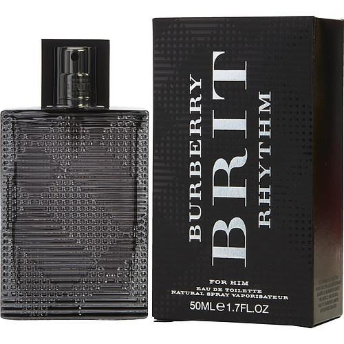 BURBERRY BRIT RHYTHM by Burberry EDT SPRAY 1.7 OZ