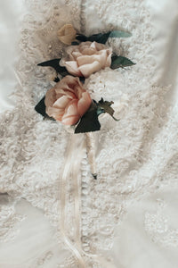 Traditional Bridesmaid Bouquet