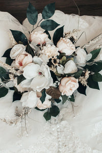 Custom Bridal Bouquet - Luxe