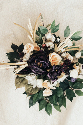 Elegant Bridal Bouquet - Luxe