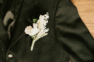 Royalty Boutonniere - Groomsman